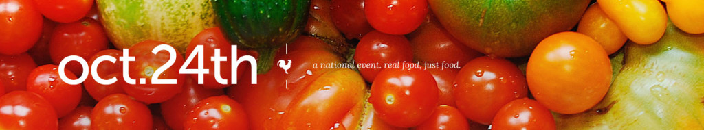 food day banner
